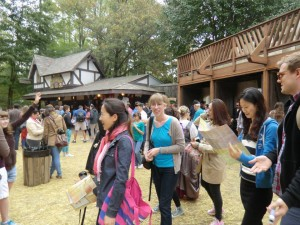 TESOL GSO's Trip to the Maryland Renaissance Festival