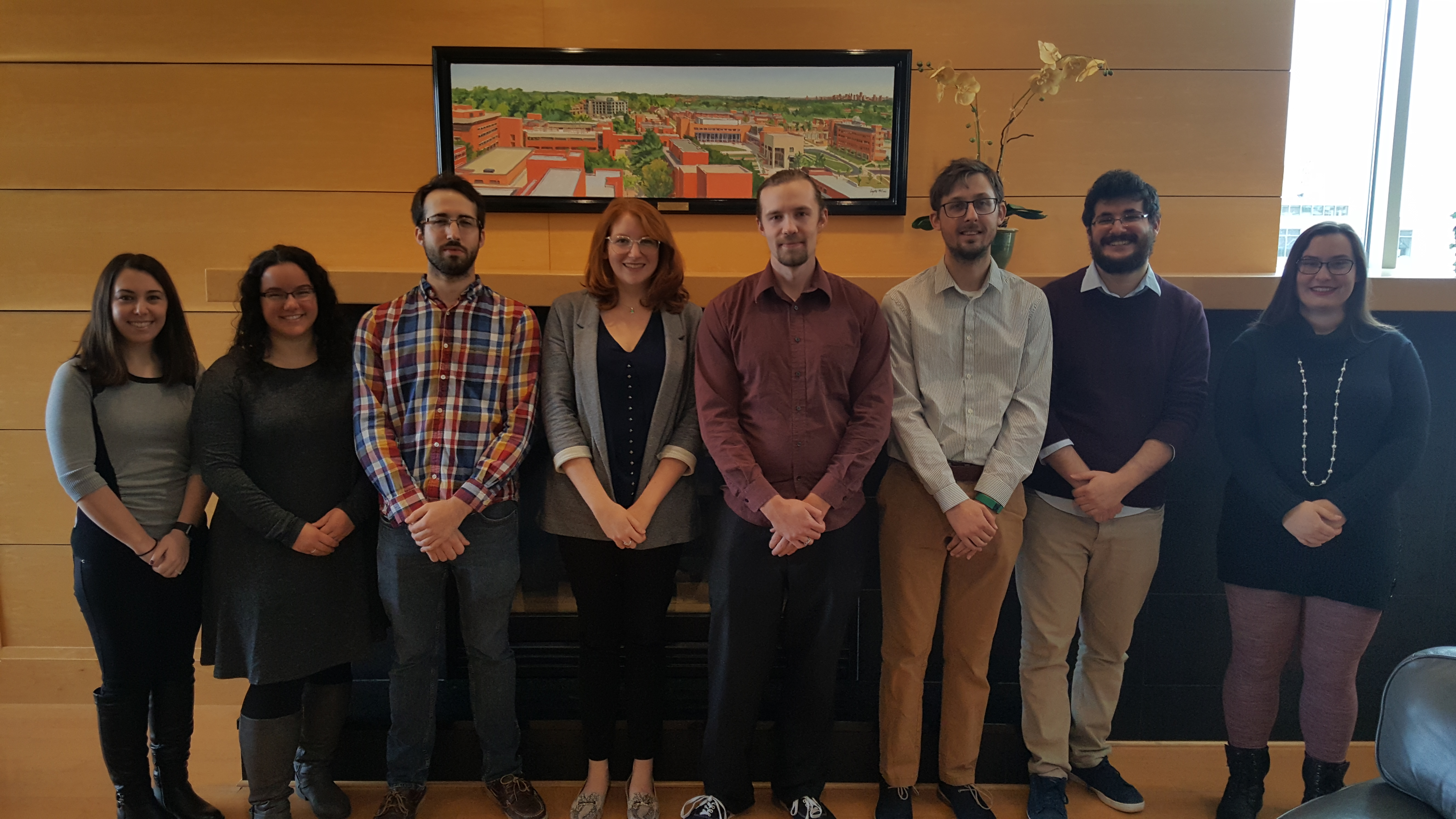 The 2018 GRC Committee