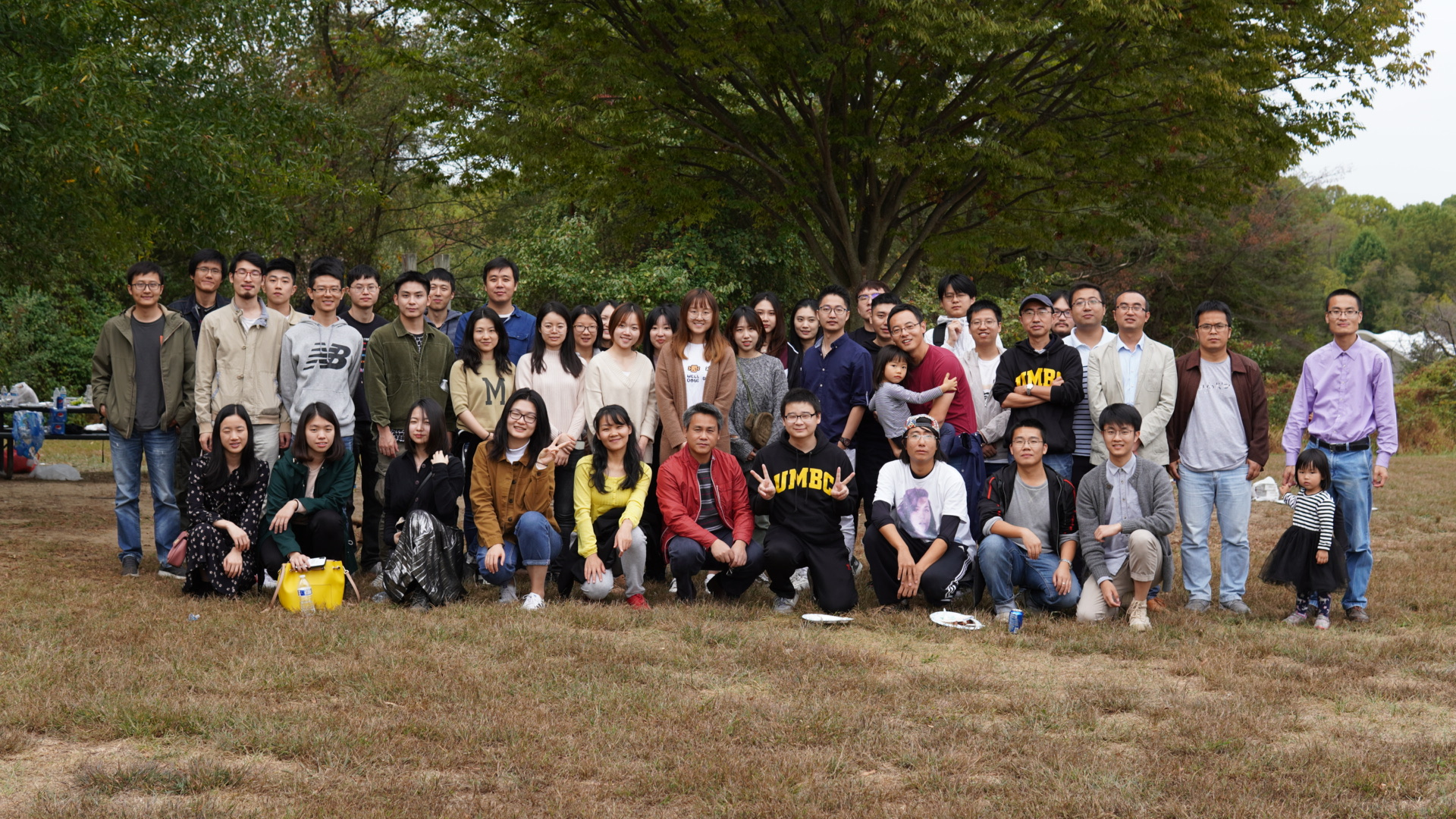 Chinese Student Scholar Association Picnic